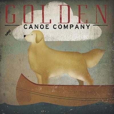 Golden Dog Canoe Co.