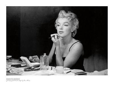 Marilyn Monroe – Back Stage