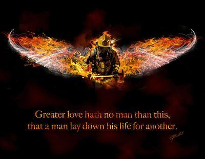 No Greater Love (Fireman)