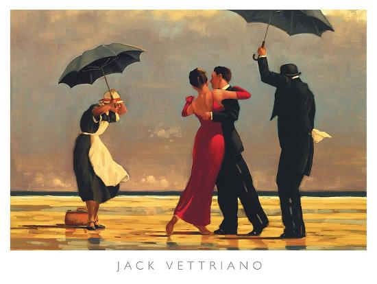 9b0368bd672 The Singing Butler Prints by Jack Vettriano at AllPosters.com