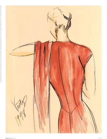 Red Dress II