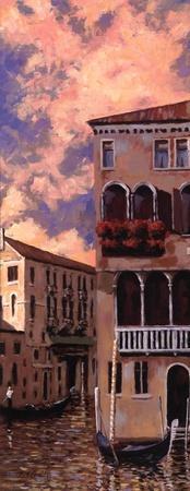 Venice Sunset I