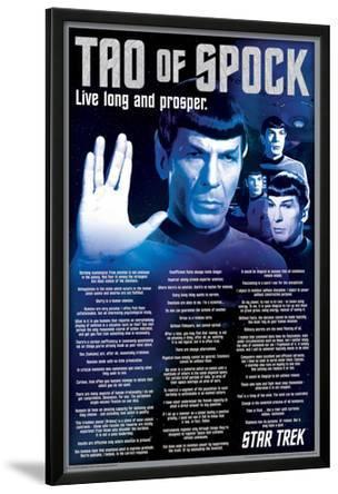 Star Trek- Tao Of Spock