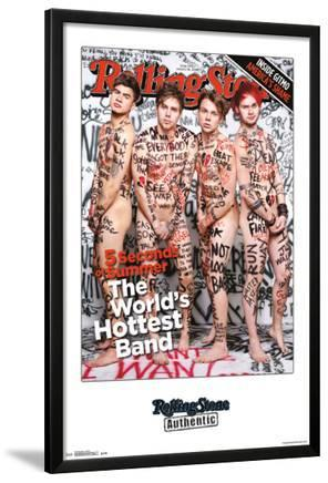 Rolling Stone- 5 Seconds Of Summer 2016