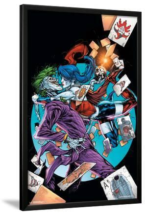 Suicide Squad- Joker And Harley Quinn Love Hurts