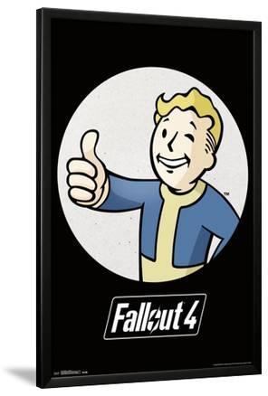 Fallout 4- Vault Boy