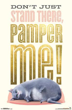 Secret Life Of Pets- Pampered Chloe