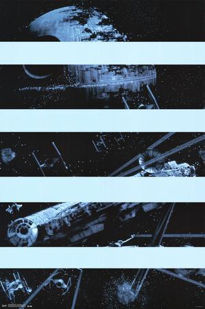 Star Wars- Milenium Falcon Panels