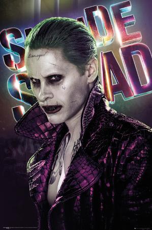 Suicide Squad- Joker Close-Up
