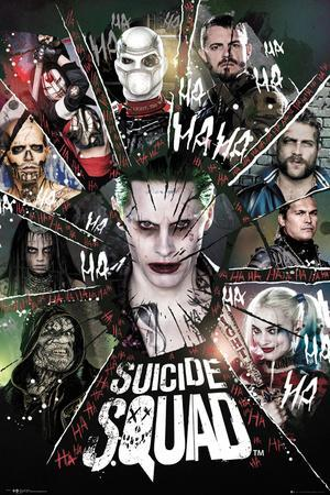 Suicide Squad- Circle Of Bad