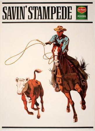 Del Monte Roundup - Savin' Stampede Lasso