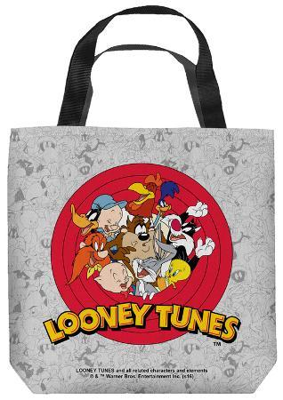 Looney Tunes - Group Burst Tote Bag