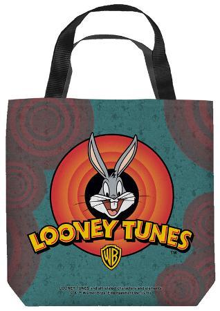 Looney Tunes - Looney Logo Tote Bag