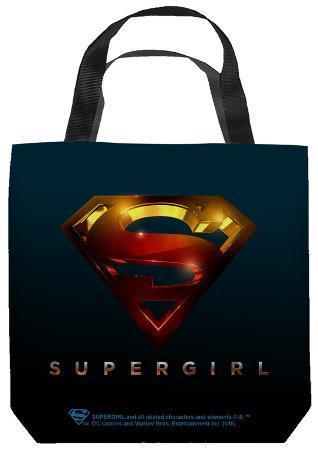 Supergirl - Logo Tote Bag