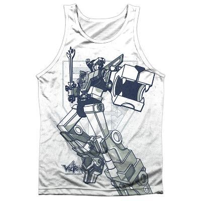 Tank Top: Voltron- Defender