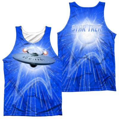 Tank Top: Star Trek- All She's Got (Front/Back)