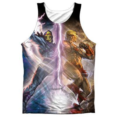 Tank Top: Masters Of The Universe- Strike