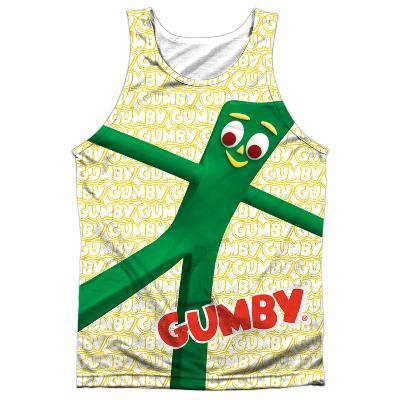 Tank Top: Gumby- Stretched