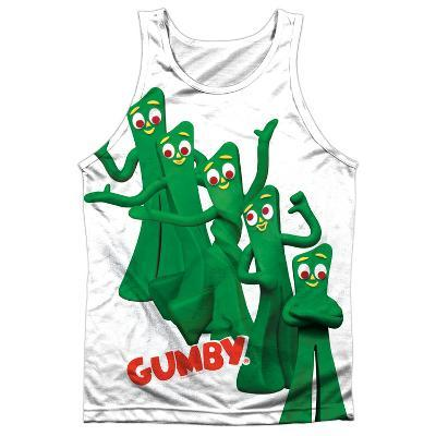 Tank Top: Gumby- Moves