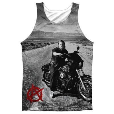 Tank Top: Sons Of Anarchy- Open Road