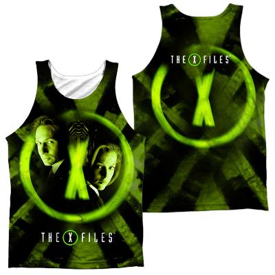 Tank Top: The X Files- Trust No One (Front/Back)