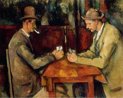 The Card Players (1884-1885)