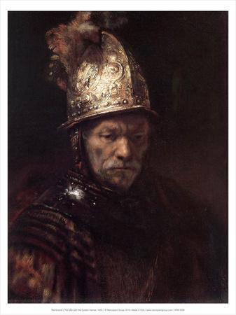 The Man with the Golden Helmet, 1650