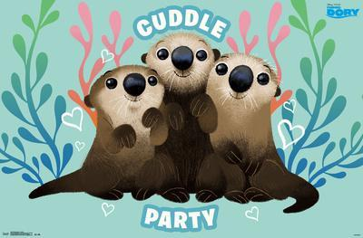 Finding Dory- Cuddle Party