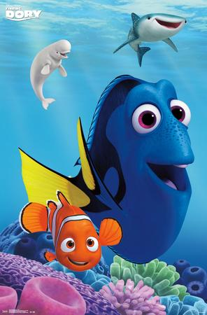 Finding Dory- New & Old Friends