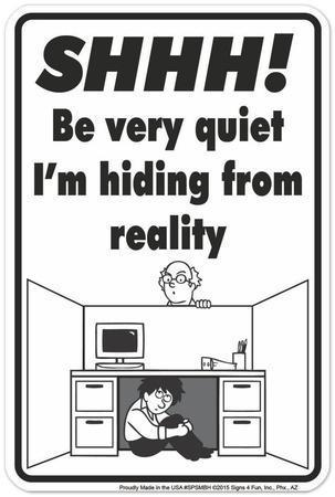 SHHH Hiding