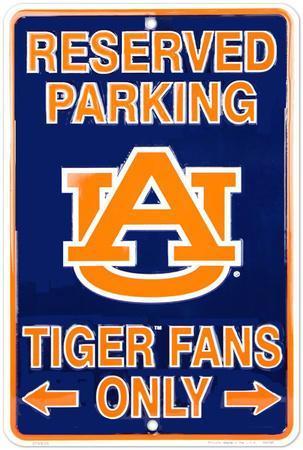 Tiger Fans - Auburn