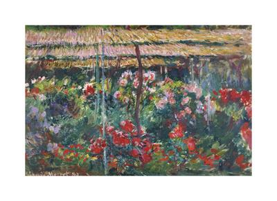 Peony Garden, 1887
