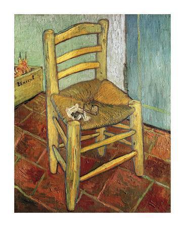 Vincent's Chair, 1888