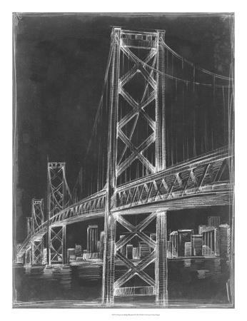Suspension Bridge Blueprint II