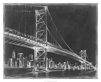Suspension Bridge Blueprint III