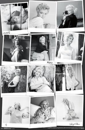 Marilyn Monroe- Photo Collage