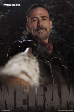 The Walking Dead- Negan
