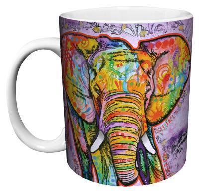 Dean Russo - Elephant Mug