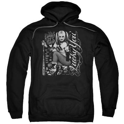 Hoodie: Suicide Squad- Harley Quinn Lucky You