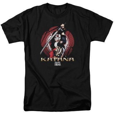 Suicide Squad- Katana On Guard