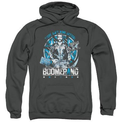 Hoodie: Suicide Squad- Cpt. Boomerang, None Better
