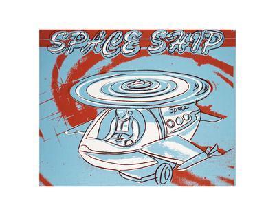 Space Ship, 1983
