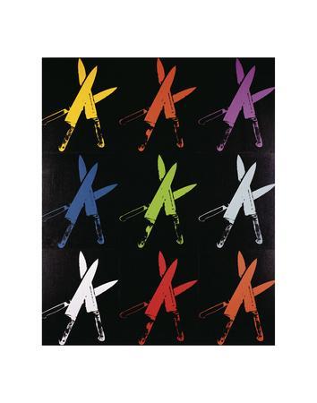 Knives, 1981-82 (multi)