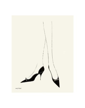 Untitled (Pair of Legs in High Heels), c. 1958