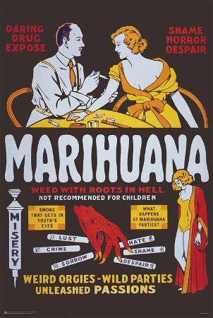 Marihuana - Weed With Roots In Hell