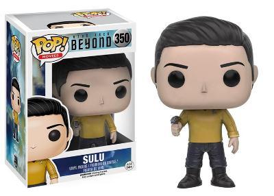 Star Trek: Beyond - Sulu Duty Uniform POP Figure