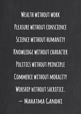 Knowledge Without Character