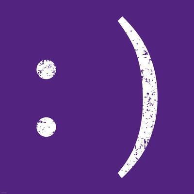 Purple Smiley