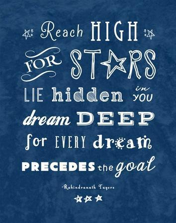Reach High For Starts
