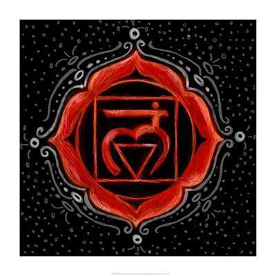 Muladhara - Root Chakra, Support